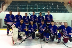 BullDogs hockey team